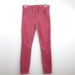 Gap 1969 Modern Stretch True Skinny Cord Pants 27R